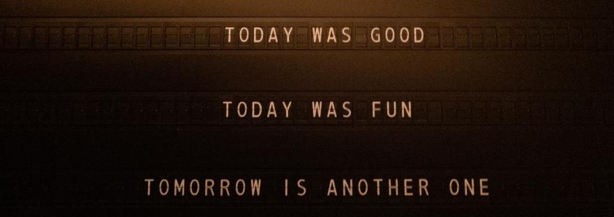 una buona giornata