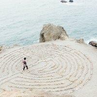 La via del labirinto unicursale