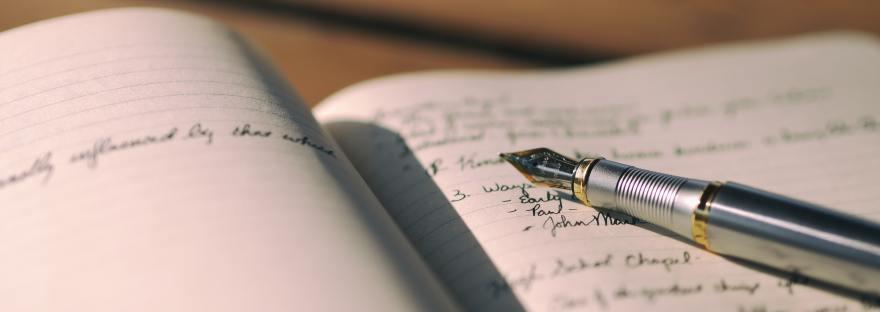 perché scrivere